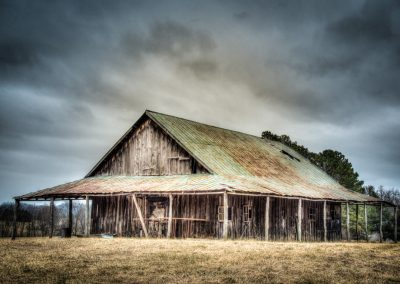 barn prints old barn photograph with surrounding vertical beams